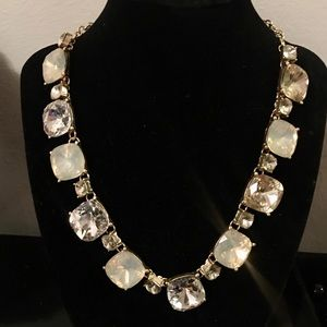 🌟5/$25🌟Fabulous Yellow Rhinestone Necklace